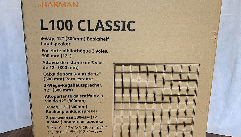 Image of   JBL L100 Classic  for sale