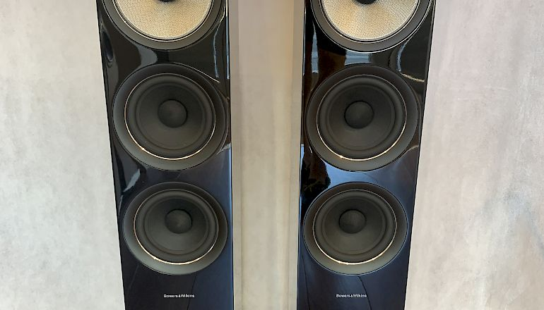 Image of Ex-demo  Bowers & Wilkins 704 S2  for sale