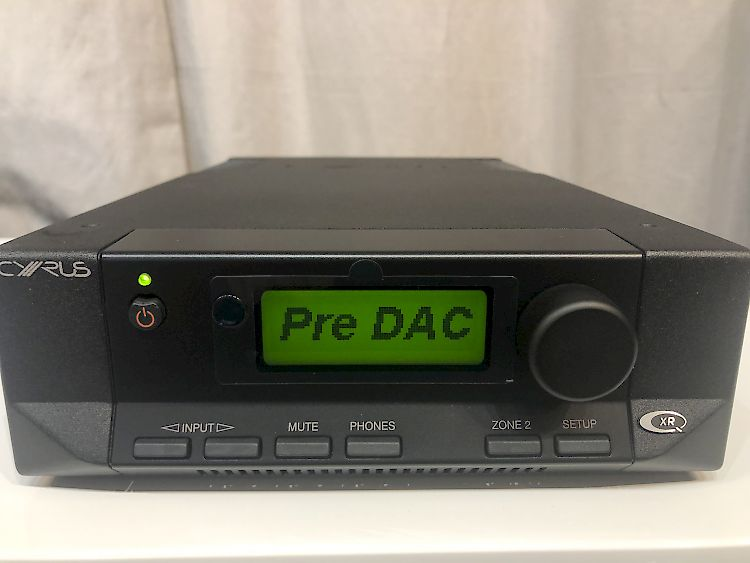 Thumbnail Image of Cyrus Pre 2 DAC QXR For sale at iDreamAV