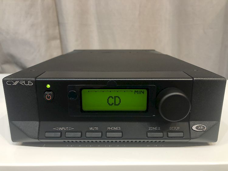 Image of Cyrus Pre 2 DAC QXR For sale at iDreamAV