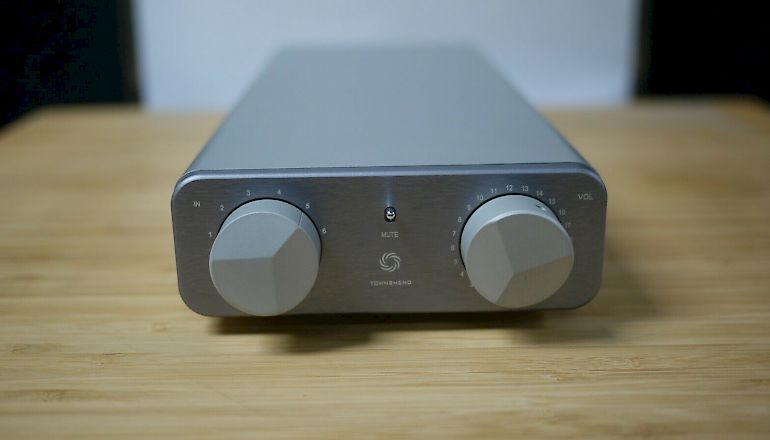 Image of Used  Townshend Audio Allegri Passive Pre-Amplifier  for sale