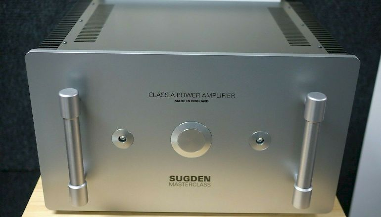 Image of Used  Sugden Masterclass SPA-4 Stereo Power Amplifier  for sale