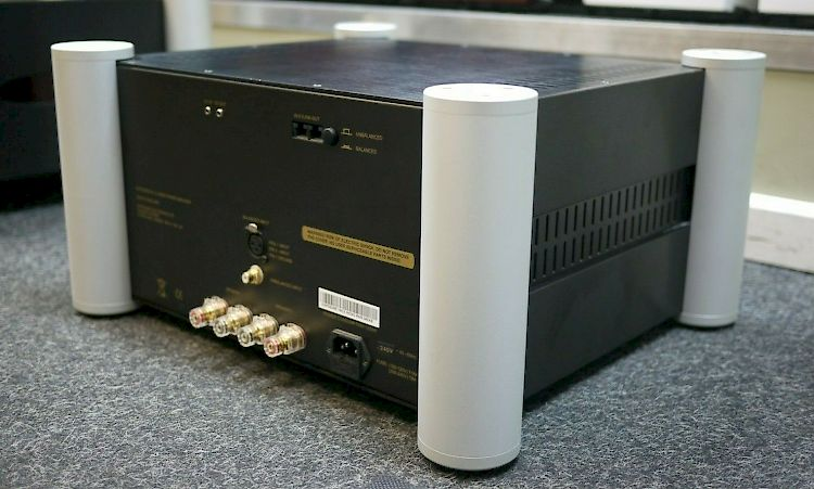 Image of Exposure MCX Power Amplifiers For sale at iDreamAV