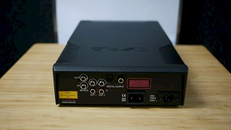 Image of Cyrus CDi CD player For sale at iDreamAV