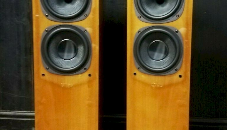 Image of Used  Quad 22L2 Floorstanding Speakers  for sale