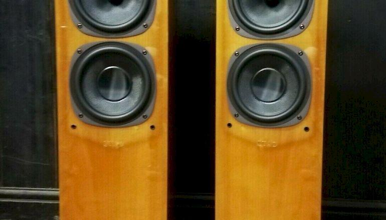 Image of Used  Quad 22L2 Floorstanding Speakers  for sale