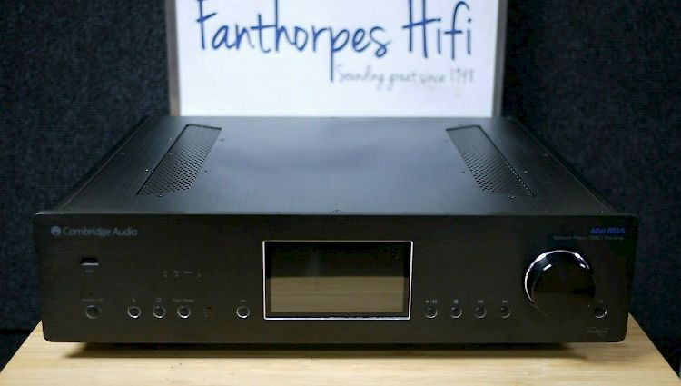 Thumbnail Image of Cambridge Audio Azur 851N Network Player For sale at iDreamAV