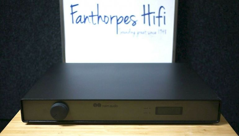 Image of Used  Naim NAT 03 FM Tuner  for sale