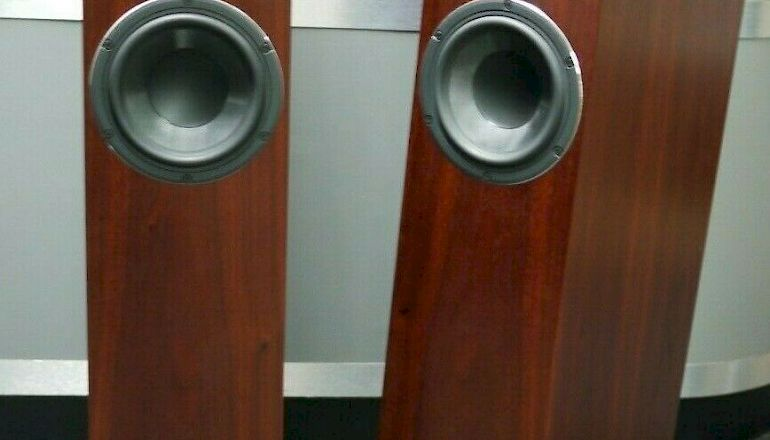 Image of Used  PMC Twenty5 26 Floorstanding Speakers  for sale