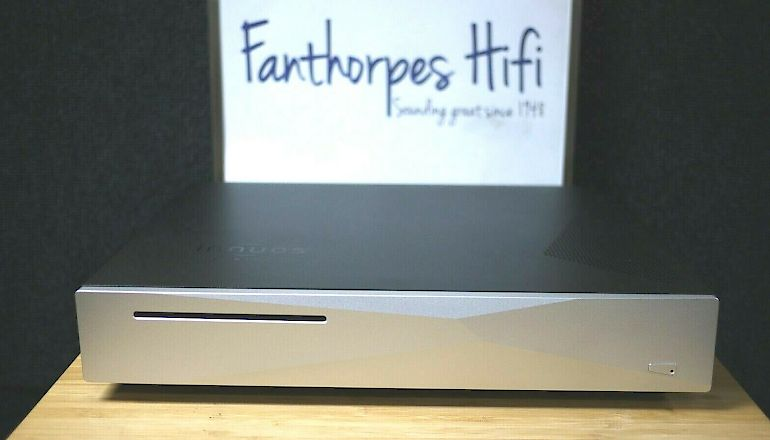 Image of Ex-demo  Innuos Zenith Mk3 Music Server  for sale