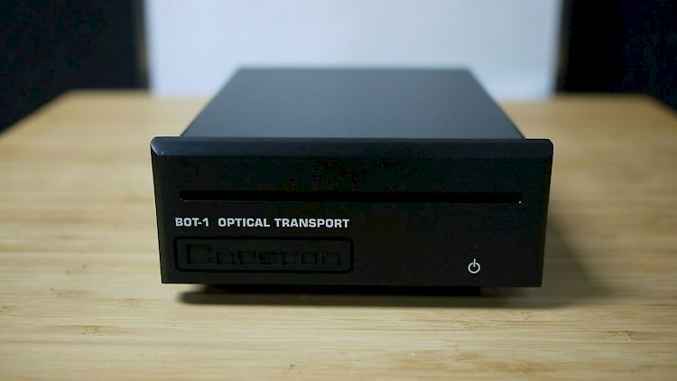 Thumbnail Image of Bryston BOT-1 Optical CD Transport For sale at iDreamAV