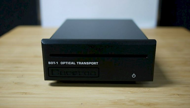 Image of Used  Bryston BOT-1 Optical CD Transport  for sale