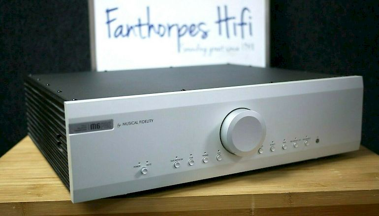 Image of Used  Musical Fidelity M6 PRE Pre-Amplifier  for sale