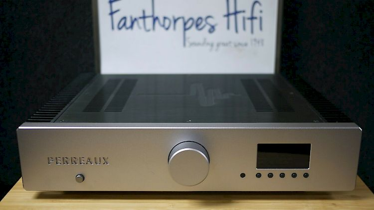 Thumbnail Image of Perreaux éloquence 150i Integrated Amplifier For sale at iDreamAV