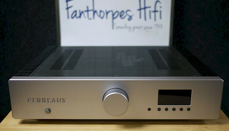 Image of Used  Perreaux éloquence 150i Integrated Amplifier  for sale