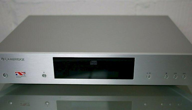 Image of Used  Cambridge Audio CXC CD Transport  for sale