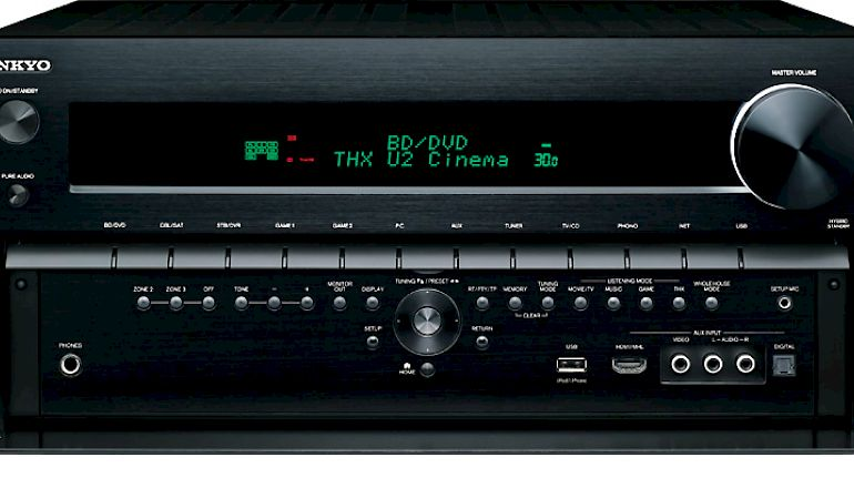 Image of Used  Onkyo TX-NR1010 AV Receiver (Pre-Owned)  for sale