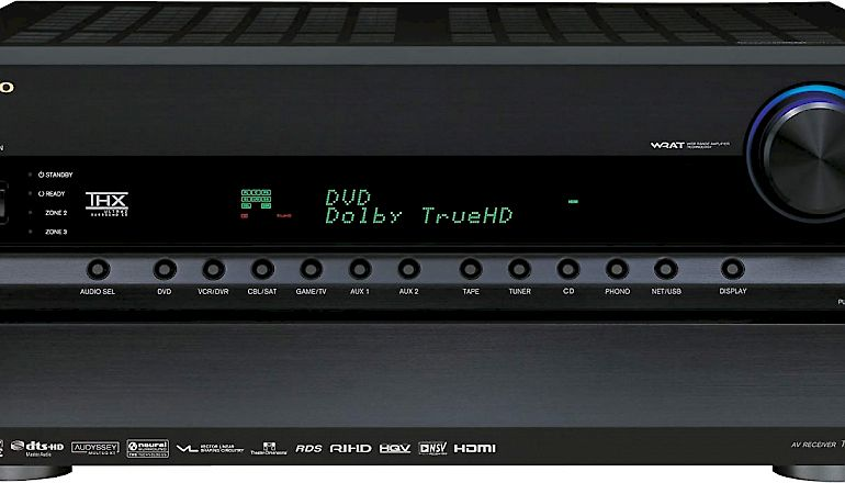 Image of Used  Onkyo TX-NR905 AV Receiver (Pre-Owned)  for sale