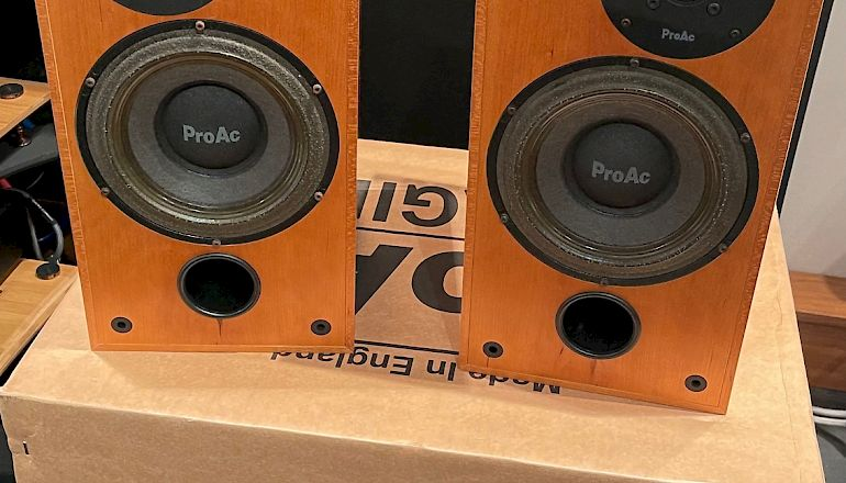 Image of Used  ProAc Studio 100  for sale