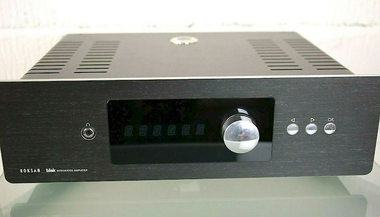 Image of Used  Roksan Blak Integrated Amplifier  for sale