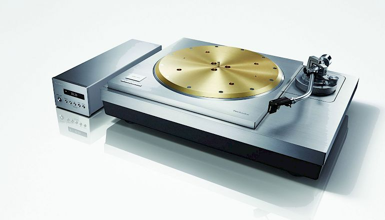 Image of Ex-demo  Technics SL-1000R  for sale