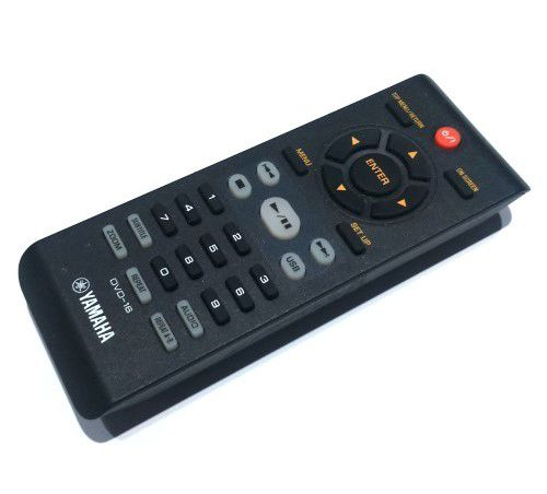 Thumbnail Image of Yamaha DVD16 Remote for DVDS661 For sale at iDreamAV