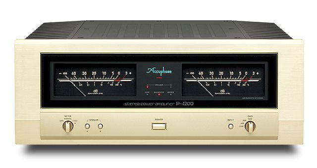 Thumbnail Image of  Accuphase P-4200 Power Amplifier For sale at iDreamAV