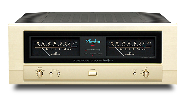 Picture of  Accuphase P-4200 Power Amplifier