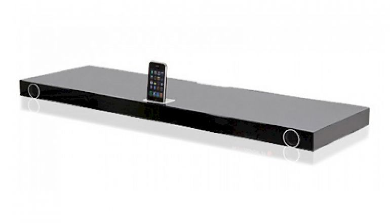 Image of Ex-demo   FiniteElementeHohrizontal51ActiveSpeakerShelf-NowsuppliedwithBluetoothAdaptor!!  for sale