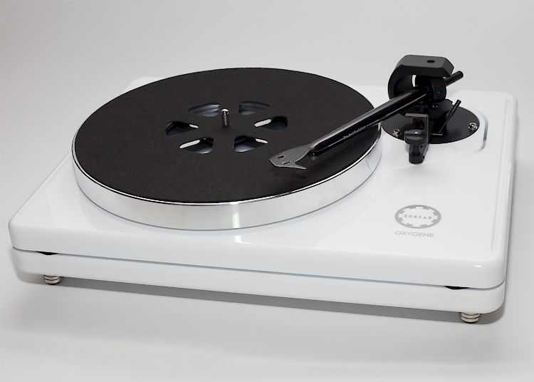 Thumbnail Image of Roksan Oxygene 30 Turntable For sale at iDreamAV