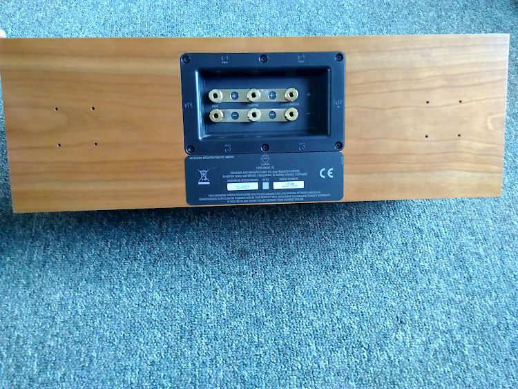 Image of Linn Majik 112 Centre Speaker For sale at iDreamAV