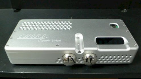 Thumbnail Image of Chord Electronics Cyan Click Integrated Amplifier For sale at iDreamAV