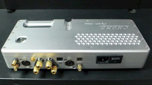 Image of Chord Electronics Cyan Click Integrated Amplifier For sale at iDreamAV