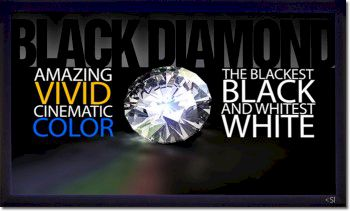 "Thumbnail Image of Screen Innovations Black Diamond II HD 1.4 'Daylight' ALR 88"" Screen For sale at iDreamAV"
