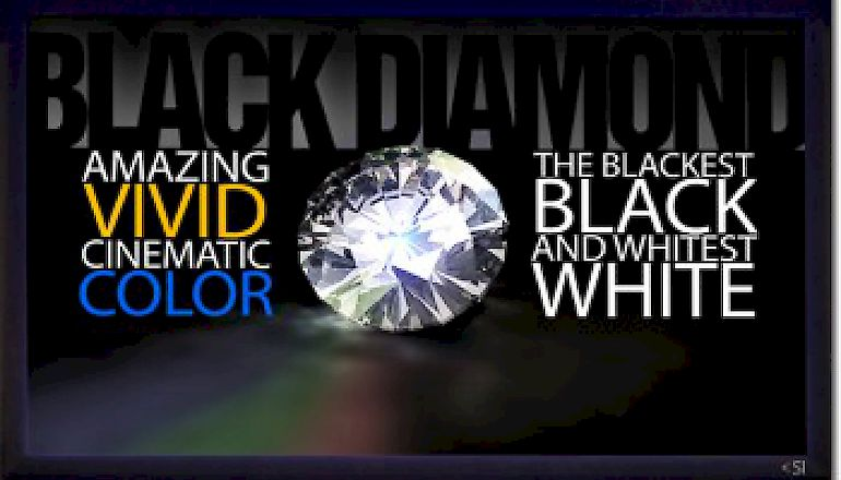 Image of Ex-demo  Screen Innovations Black Diamond II HD 1.4