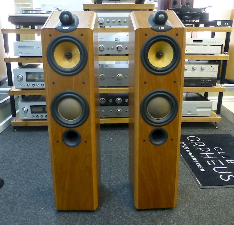 Thumbnail Image of Bowers and Wilkins CDM 7NT Floorstanding speakers For sale at iDreamAV