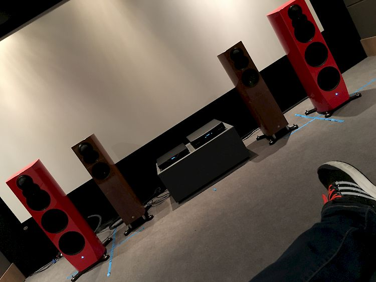 Image of Linn Klimax Exakt Loudspeakers & DSM For sale at iDreamAV