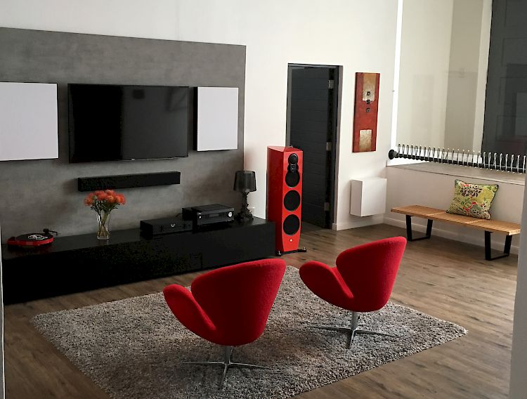 Thumbnail Image of Linn Klimax Exakt Loudspeakers & DSM For sale at iDreamAV