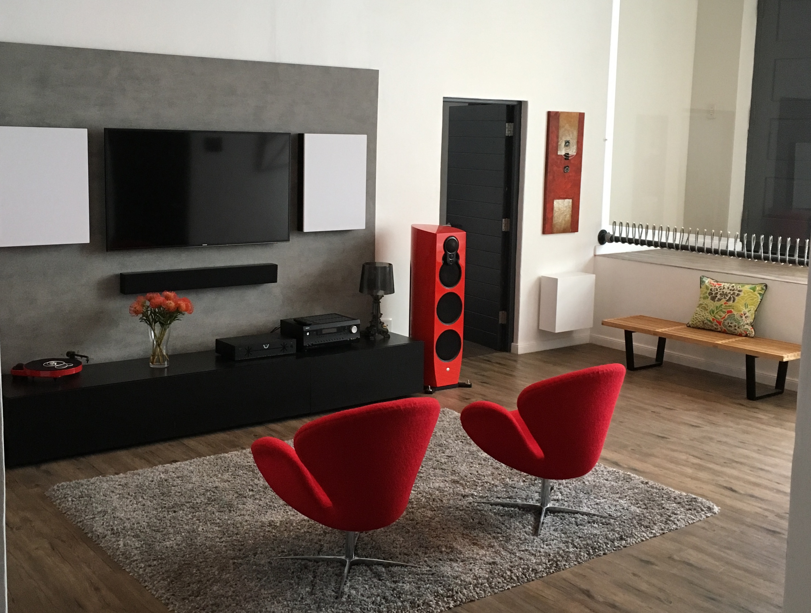 Picture of Linn Klimax Exakt Loudspeakers & DSM