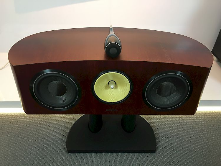 Thumbnail Image of Bowers and Wilkins HTM2 Diamond Centre Speaker For sale at iDreamAV