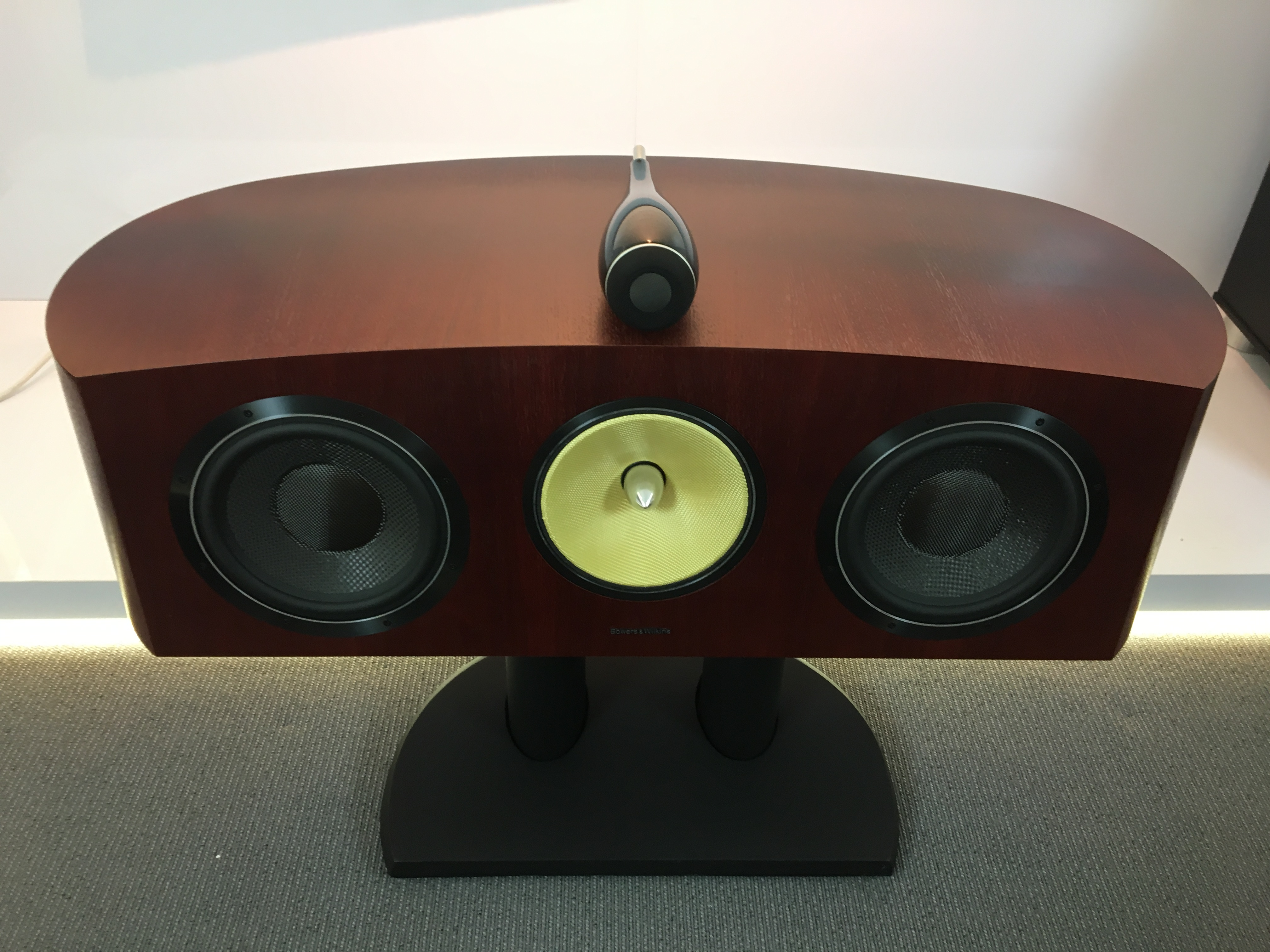 Picture of Bowers and Wilkins HTM2 Diamond Centre Speaker