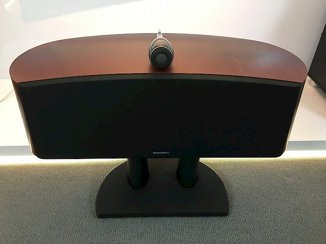 Image of Bowers and Wilkins HTM2 Diamond Centre Speaker For sale at iDreamAV