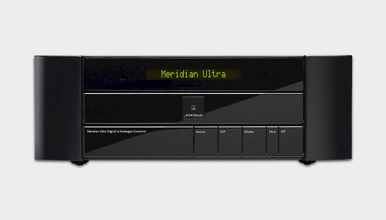 Image of Ex-demo  Meridian Audio Ultra DAC  for sale