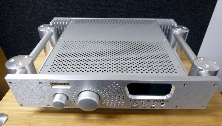 Image of Used  Chord Electronics CPA-3000 Pre-Amplifier  for sale