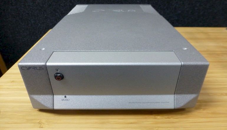 Image of Used  Cyrus 8 Power amplifier  for sale