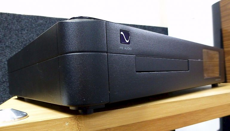 Image of Used  PS Audio PerfectWave CD Transport  for sale