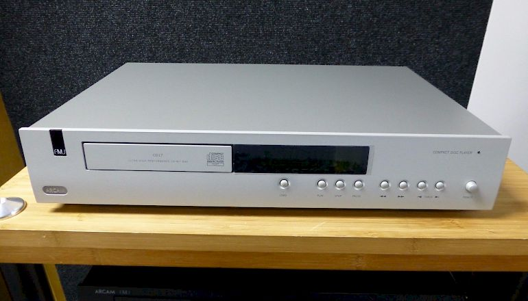 Image of Used  Arcam FMJ CD17 CD Player  for sale