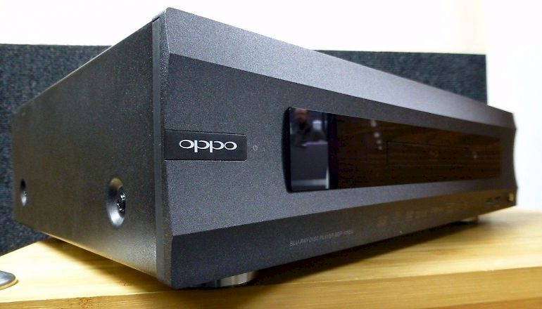Image of Used  OPPO BD105EU Blu-ray Player  for sale
