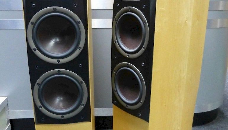 Image of Used  Dali Euphonia MS4 Floorstanding Speakers  for sale