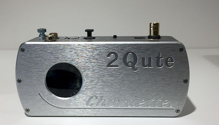 Image of Ex-demo  Chord Electronics 2Qute DAC  for sale